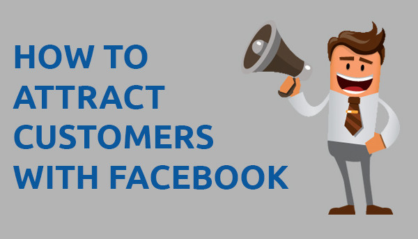 CUSTOMERS WITH FACEBOOK header